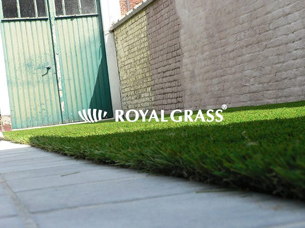 Project: Kunstgras Royal Grass® Satin Oost Vlaanderen