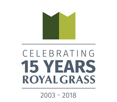 15 ans de Royal Grass®
