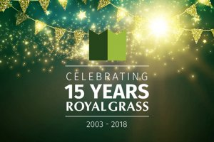 Royal Grass: 15 ans de gazon synthétique